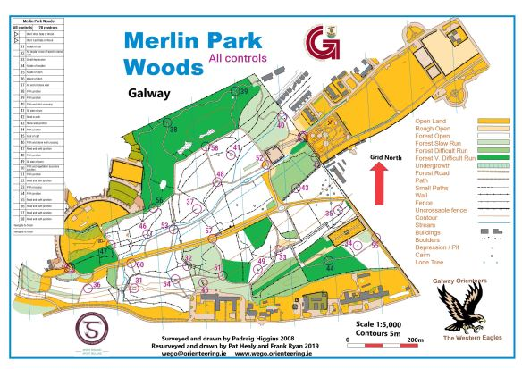 Merlin Park Woods-All controls